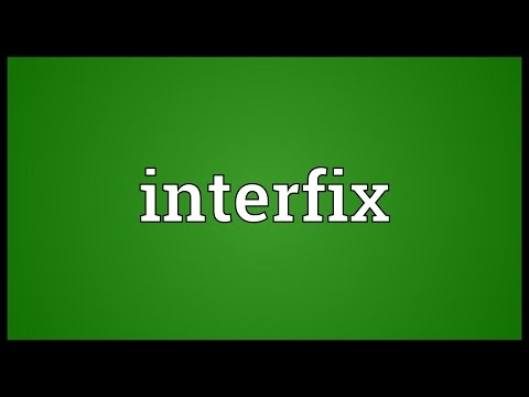 Header of Interfix