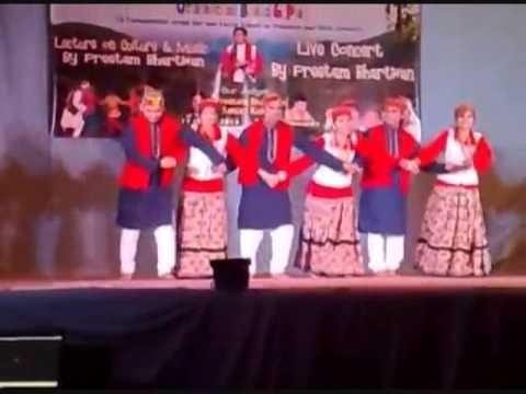 DUBAI Latest Garhwali/Kumaouni Dance Kishan Mahipal By Janglee Channel Uttarakhand Deepp Negi