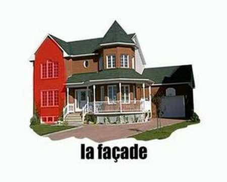 Learn French - la maison