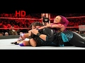 Sasha Banks Def. Nia Jax Full Match   WWE Fastlane 2017 5th March 2017 Full Show