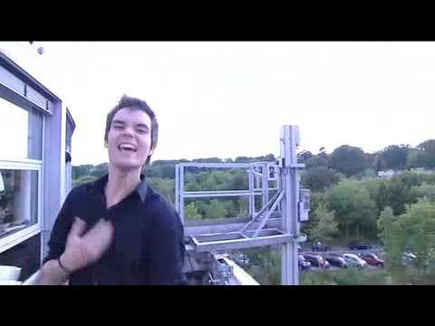 afscheidsfilmpje oud-collega 3fm voor Florents