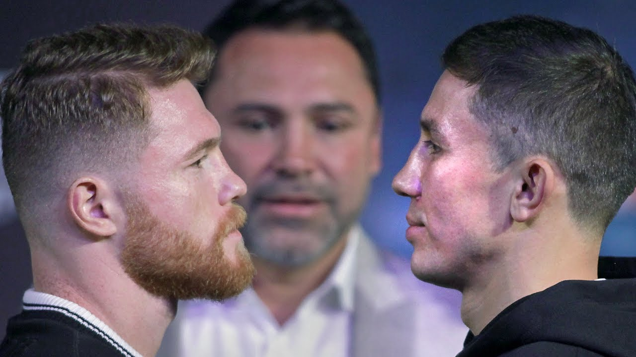 (FULL) Canelo Alvarez vs. Gennady Golovkin Press Conference | ESPN