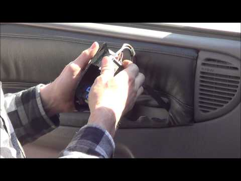 3-11-14 How to replace power window switch on 95 Dodge Ram Pickup