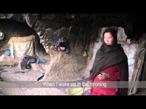 *Afghan Brave Girl *