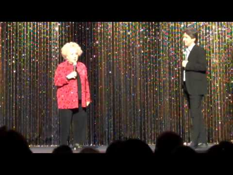 Ray Romano & Doris Roberts at Myeloma Foundation Gala benefiting Peter Boyle Memorial Fund.MP4