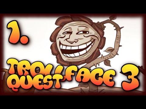 TROLL POWRACA!   Trollface Quest 3   Po Polsku   Darmowe Gry Online   #1