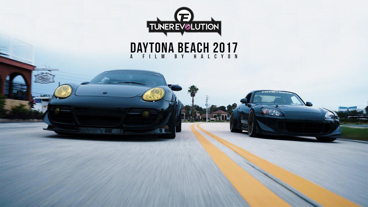 Tuner Evolution: Daytona Beach 2017 | Official Recap Film | HALCYON (4K)
