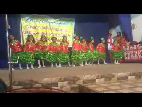 Children dance performance