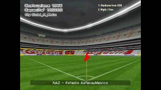 International stadiums in PES 6 (HD 720p)