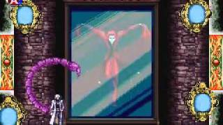 Castlevania Dawn of Sorrow - Boss rush mode
