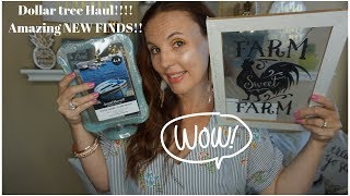 Dollar Tree haul!! Wow!! New items! September 20 2018