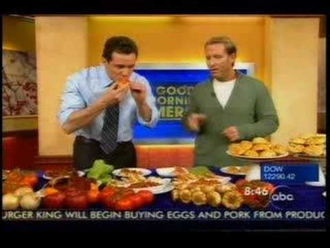 Todd Wilbur on Good Morning America &#8211; March 2007
