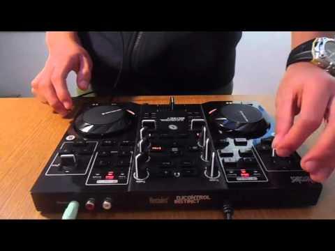 MIX -Hercules DJ Control Instinct - Dj REYZ