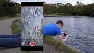 iPhone XR underwater | Phone Review | giffgaff