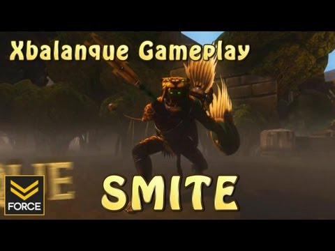 SMITE: Xbalanque (Gameplay)