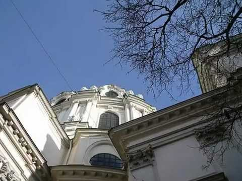 St. Charles`s Church Vienna