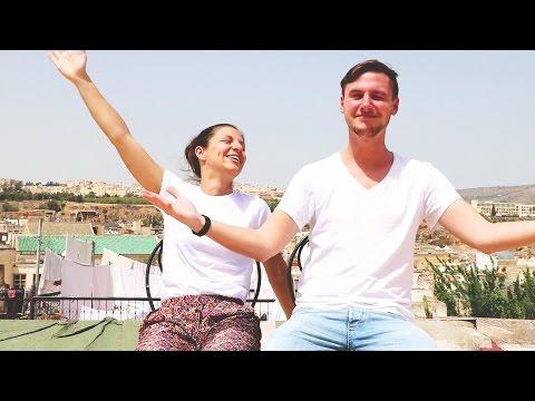 Weltreise Tag 435 • Zum 1. Mal in Marokko • Vlog #056