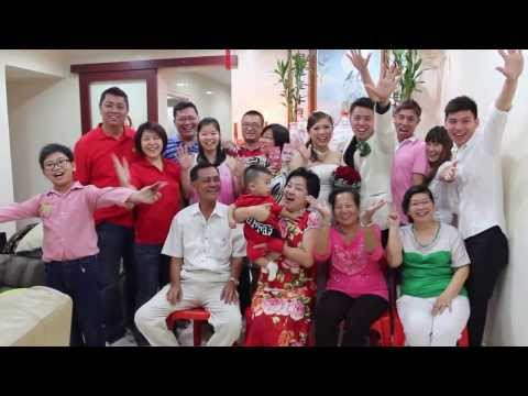 Kin Yew & Mei Pei MTV Malaysia Chinese Wedding Video