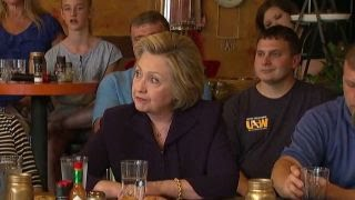 Can Clinton connect with rural white working class voters?
