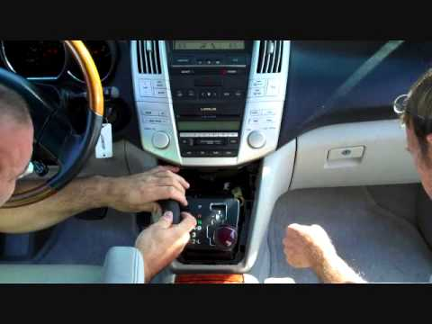 lexus car stereo wiring diagram 04    lexus    rx    stereo    removal 2004 2009 youtube     lexus    rx    stereo    removal 2004 2009 youtube