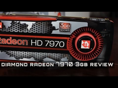 Diamond Radeon 7970 3GB Review