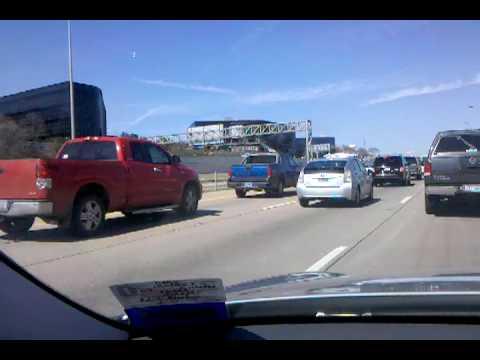 Austin Plane Crash Site 2010-02-18-12-22-59 video