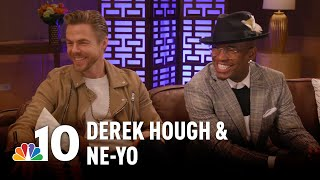 'World of Dance's' Derek Hough and Ne-Yo: Sometimes Routines Look Better on TV | NBC10 Philadelphia
