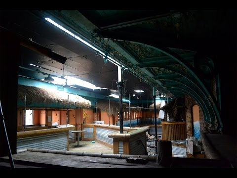 Urban Exploration: Abandoned Train Station / Nightclub - PA