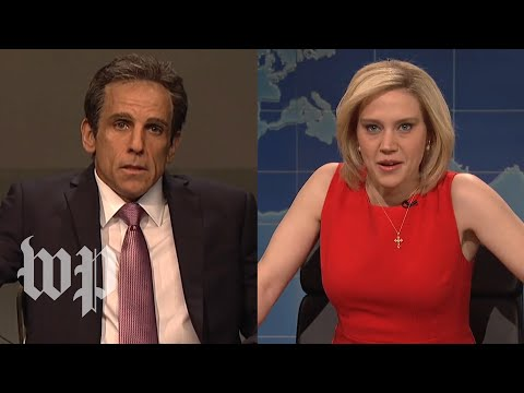 SNL takes on Cohen and Ingraham