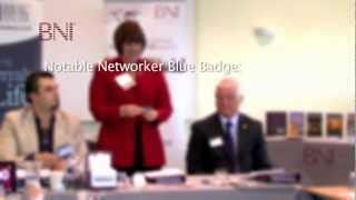 BNI Notable networker