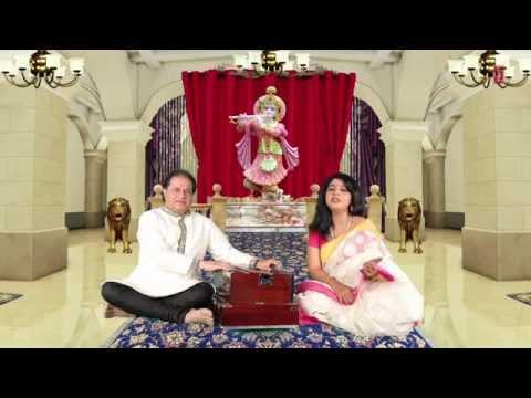 Sakhi Baaje Pag Krishna Bhajan By Anup Jalota, Sucheta Bhattacharjee [full Video Song] I Samarpan video