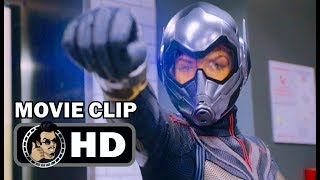 ANT MAN AND THE WASP Clip - Wings & Blasters (2018) Marvel Movie HD