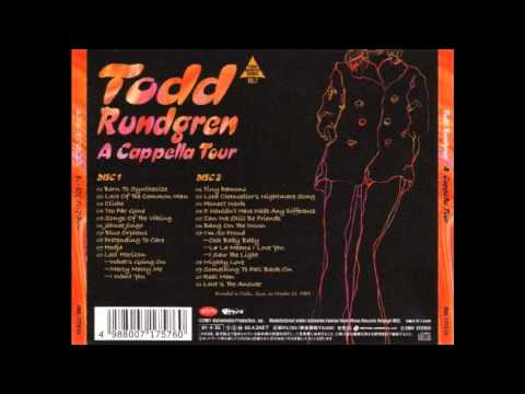 Todd Rundgren - Parallel Lines [NH demo]