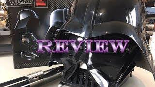 Black Series Darth Vader Helmet Review