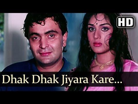 Dhak Dhak Jiyara Kare - Rishi Kapoor - Meenakshi - Gharana -...