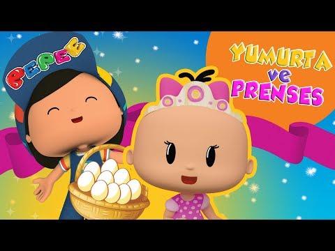 Pepee - Yuma Yuma Yumurta ve Sevgili Prenses - YENİ - Çizgi Film & Çocuk Şarkıları | Düşyeri