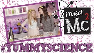 Project Mc² | Adrienne Attoms' Yummy Science: Movie Night Snacks