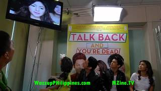 TBYD Blogcon Part 1 with James Reid, Nadine Lustre, Joseph Marco and Yassi Pressman