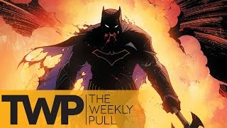 The Weekly Pull, DC's The Button, Marvel's Secret Empire!
