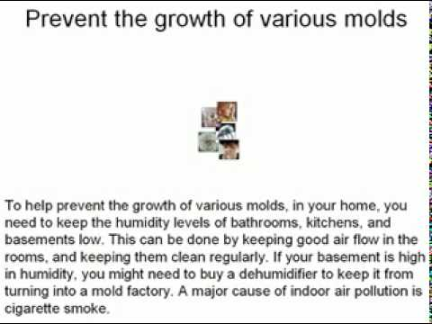 What Causes Indoor Air Pollution?