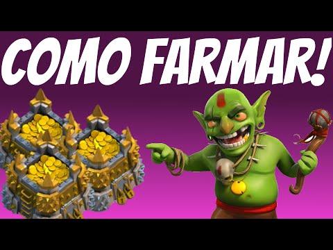 Clash of Clans - Como Farmar (Tutorial) - Fácil e Rápido!
