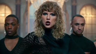 "Taylor Swift DEBUTS ""Look What You Made Me Do"" Music Video Sneak Peek"