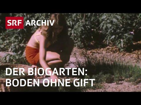 Der Boden Im Biogarten - Tutorial 1/3 (1975)