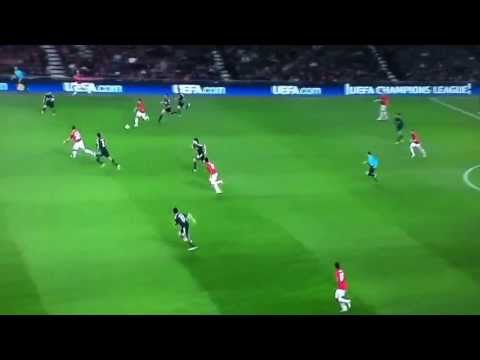Manchester united VS Real Madrid| Sergio Ramos own goal| 1-0