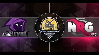 SWC 2018 Semifinals NRG Esports vs Team Rival Game 1