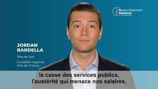 Européennes 2019 : clip de campagne de France TV