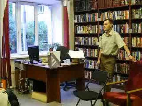 Александр Емельяненко. Выступление в библиотеке Волошина 18.06.2013