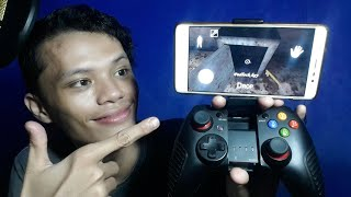 How To Play Granny with Gamepad on Android Without Root !