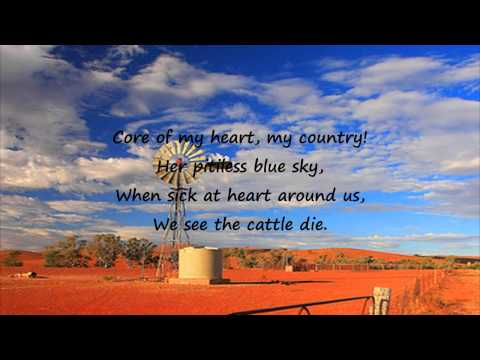 "my country by dorothea mackellar essay Poem analysis – i am australian by bruce woodley and my country by dorothea mackellar the two verse forms that i have chosen to analyse are ""i am australian written by bruce woodley and dobe newton and ""my country"" written by dorothea mackellar."