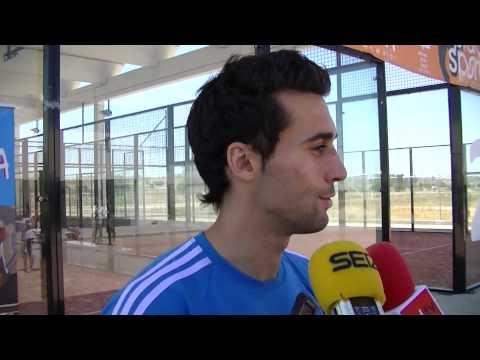 Entrevista de Alvaro Arbeloa (futbolista)